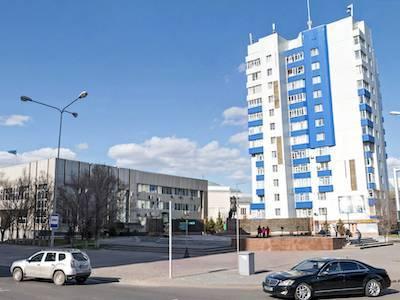 Zhengis Ave 60, Nur-Sultan 010000, Kazakhstan